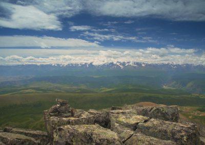 -2018 Alpen Altai -Parallelwelt der Lebensformen